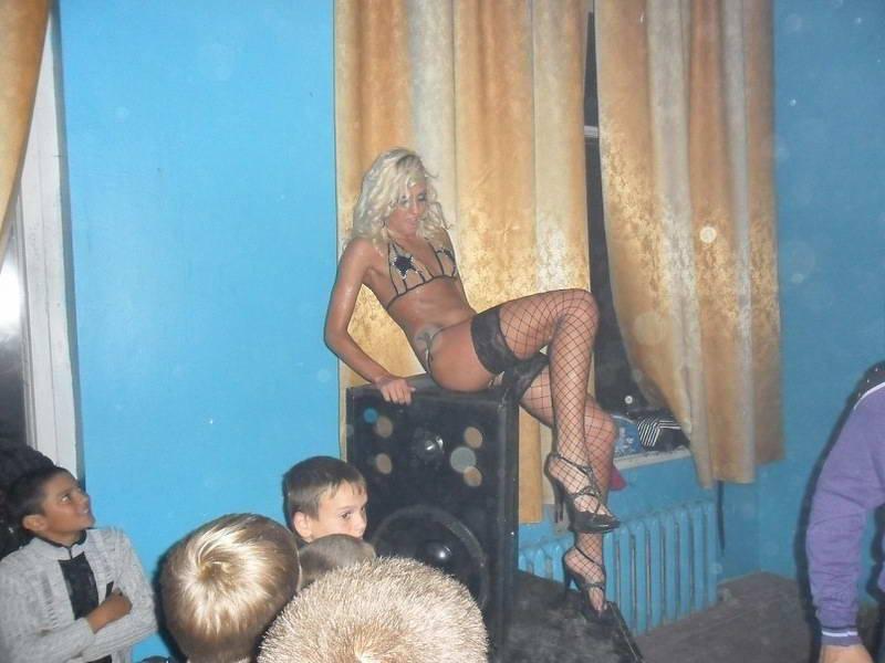 российская секс дискотека