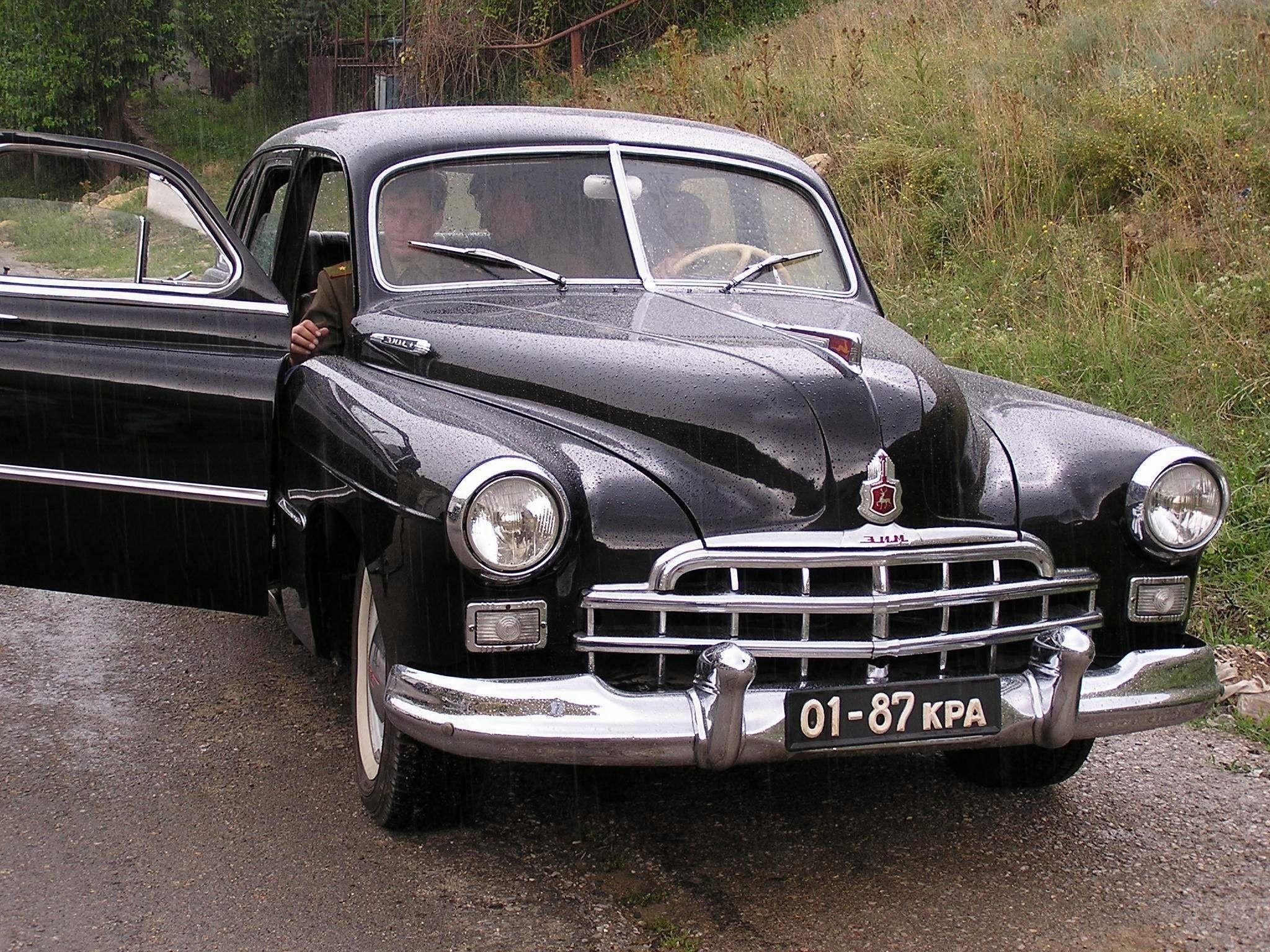 чайка машины фото